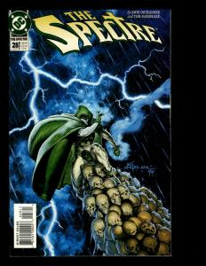 12 The Spectre DC Comics # 24 25 26 27 28 29 30 31 32 33 34 Annual 1  GK20