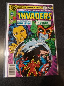 THE INVADERS #38 BRONZE AGE HIGH GRADE VF/NM