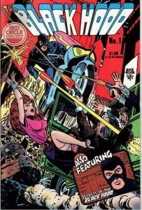 Black Hood (1983 series) #1, NM (Stock photo)