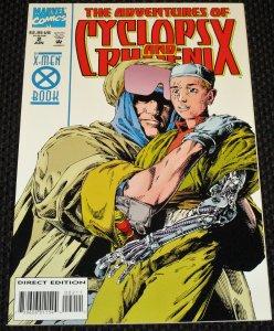 The Adventures of Cyclops and Phoenix #2 (1994)