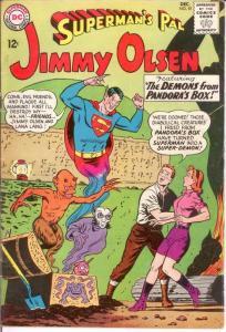 JIMMY OLSEN 81 VG Dec. 1964 COMICS BOOK