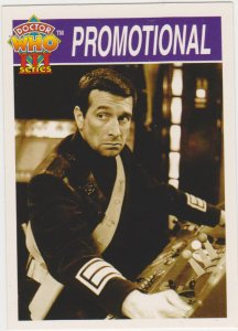 1995 Cornerstone Doctor Who Series III Promo Card #C3