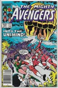 Avengers   vol. 1   #247 FN
