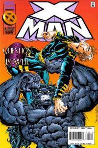 X-Man #9, NM (Stock photo)