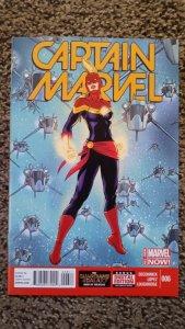 Captain Marvel #6 (2014) VF-NM