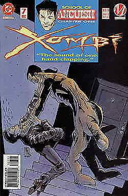 Xombi #7 VF/NM; DC/Milestone | save on shipping - details inside