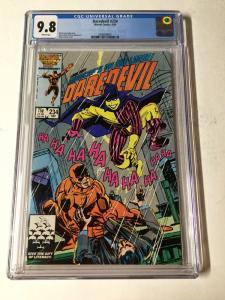 Daredevil 234 Cgc 9.8 White Pages