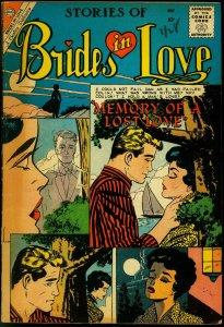 Stories of Brides in Love #18 1960- Charlton Romance- Spicy art G/VG