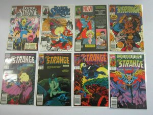 Doctor Strange lot 20 different from #2-50 8.0 VF (1988-93 3rd Series)