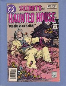 Secrets of Haunted House #43 VG DC 1981