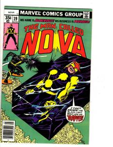 Nova #19 NM Marvel Comic Book Diamondhead Ultimate Super-Hero Thor Avengers TW65