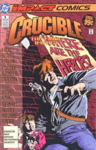 Crucible #1 VF/NM; Impact | save on shipping - details inside