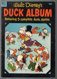 Walt Disney's Duck Album-Four Color Comics #531 1954-Dell-Uncle Scrooge-VG