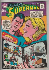 Superman #212 (Dec-68) VF/NM High-Grade Superman, Supergirl, Superbaby
