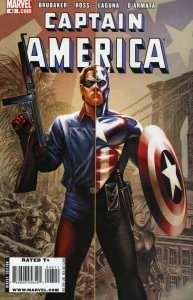 Captain America (5th Series) #43 VF; Marvel | save on shipping - details inside