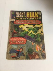 Tales To Astonish 69 Gd Good 2.0 Cover Detached Marvel Comics Silver Age