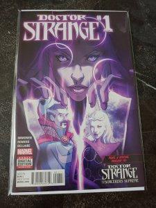 DOCTOR STRANGE #1 NM