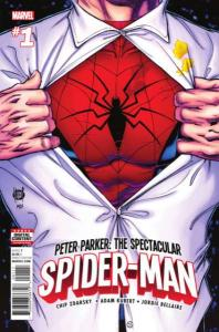 Peter Parker: The Spectacular Spider-Man (2017 series) #1, NM (Stock photo)