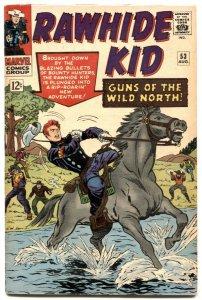 Rawhide Kid #53 1966-Marvel Western FN