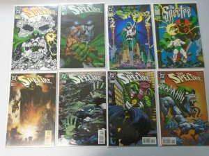 The Spectre Comic Lot (3rd Series) 8 Different Books 8.0 VF (1992-1997)