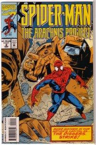 Spider-Man  : Arachnis Project   #2 of 6 VF