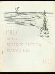 Index To The Science Fiction Magazines Fanzine Pulps 1962 VF