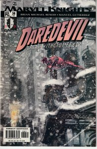 Daredevil(vol. 2) # 38,39,40,41,42,43,44,45 Trial of the White Tiger & LowLife !