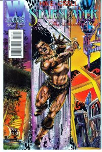 STARSLAYER THE DIRECTOR'S CUT # 3 Mike Grell reimagines his work !