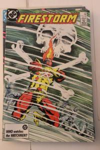 The Fury of Firestorm  #57 9-0-vf-nm