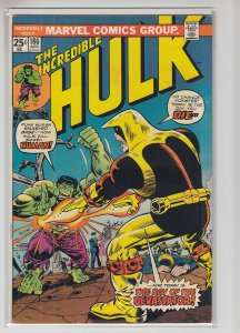 INCREDIBLE HULK (1962 MARVEL) #186 VF A17578