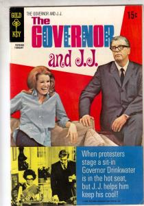 Governor and J.J., The #1 (Feb-70) VF/NM High-Grade Governor Drinkwater, J.J.