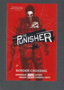 The Punisher: Border Crossing #1 (2015)