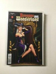 Revenge of Wonderland 5 Variant Near Mint Zenescope HPA