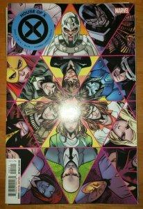 House of X #2 (2019 Marvel) 1st Print Regular Cover Moira Mactaggert Origin NM