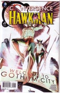 Convergence  : Hawkman #1 of 2 VF/NM