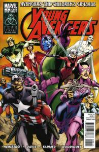 Avengers: The Children's Crusade — Young Avengers #1 VF/NM; Marvel   save on shi