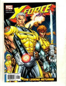 10 Comics X-Force # 1 2 3 4 5 6 11 + 3 (of 3) Avengers # 1 X-Men # 535 RP1