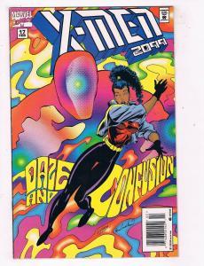 X-Men 2099 #17 VF Marvel Comics Modern Age Comic Book Feb 1995 DE44