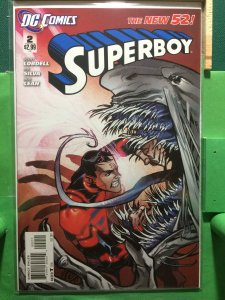Superboy #2 The New 52