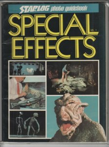 STARLOG PHOTO GUIDE TO SPECIAL EFFECTS #1 VG/F A04968