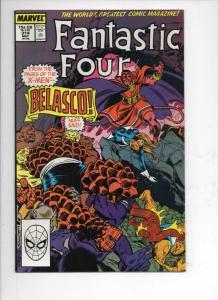 FANTASTIC FOUR #314 VF/NM Belasco Sinnott, 1961 1988 Marvel, more FF in store