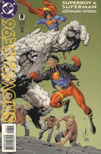 Showcase '96 #8 VG; DC | low grade comic - save on shipping - details inside