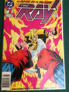 The Ray #1 vol 2