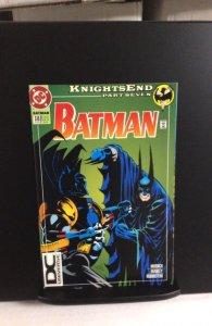 Batman: El último desafío #2 (1995)