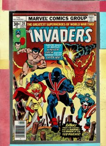 THE INVADERS 20