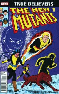 New Mutants, The #1 (2nd) VF/NM; Marvel | save on shipping - details inside