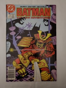 Batman 413 Very Fine Cover by Ed Hannigan
