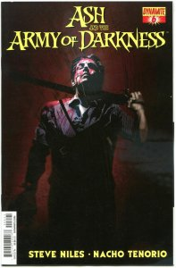 ASH and the ARMY OF DARKNESS #6, NM-, Bruce Campbell, 2013, more AOD in store