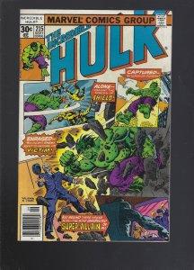 The Incredible Hulk #215 (1977)