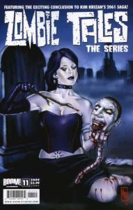Zombie Tales The Series #11B VF/NM; Boom! | save on shipping - details inside